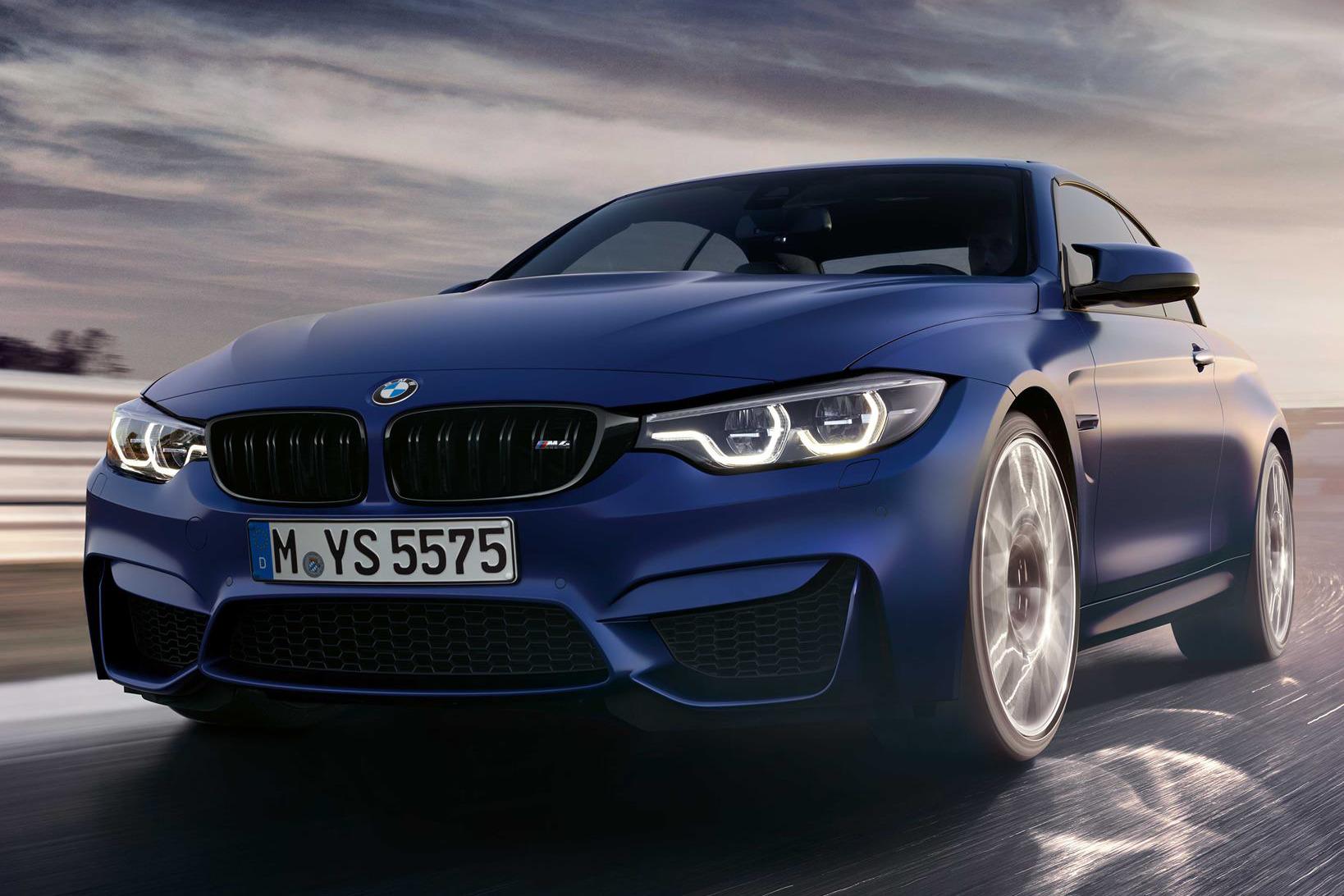 BMW M4 Cabrio 2019 Modellpflege Facelift Frozen Dark Blue II F83 LCI 01