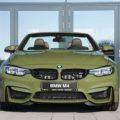 BMW M4 Cabrio F83 Individual Urban Green 01 120x120