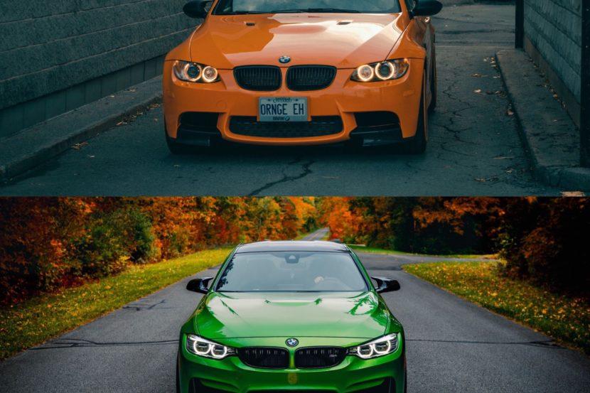 BMW M4 E92 m3 830x553