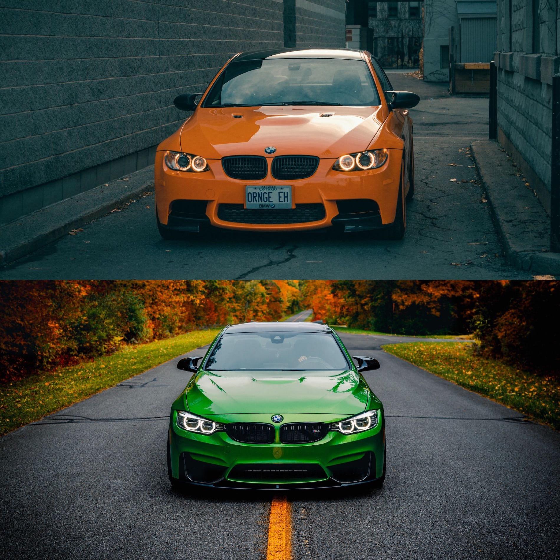 BMW M4 E92 m3