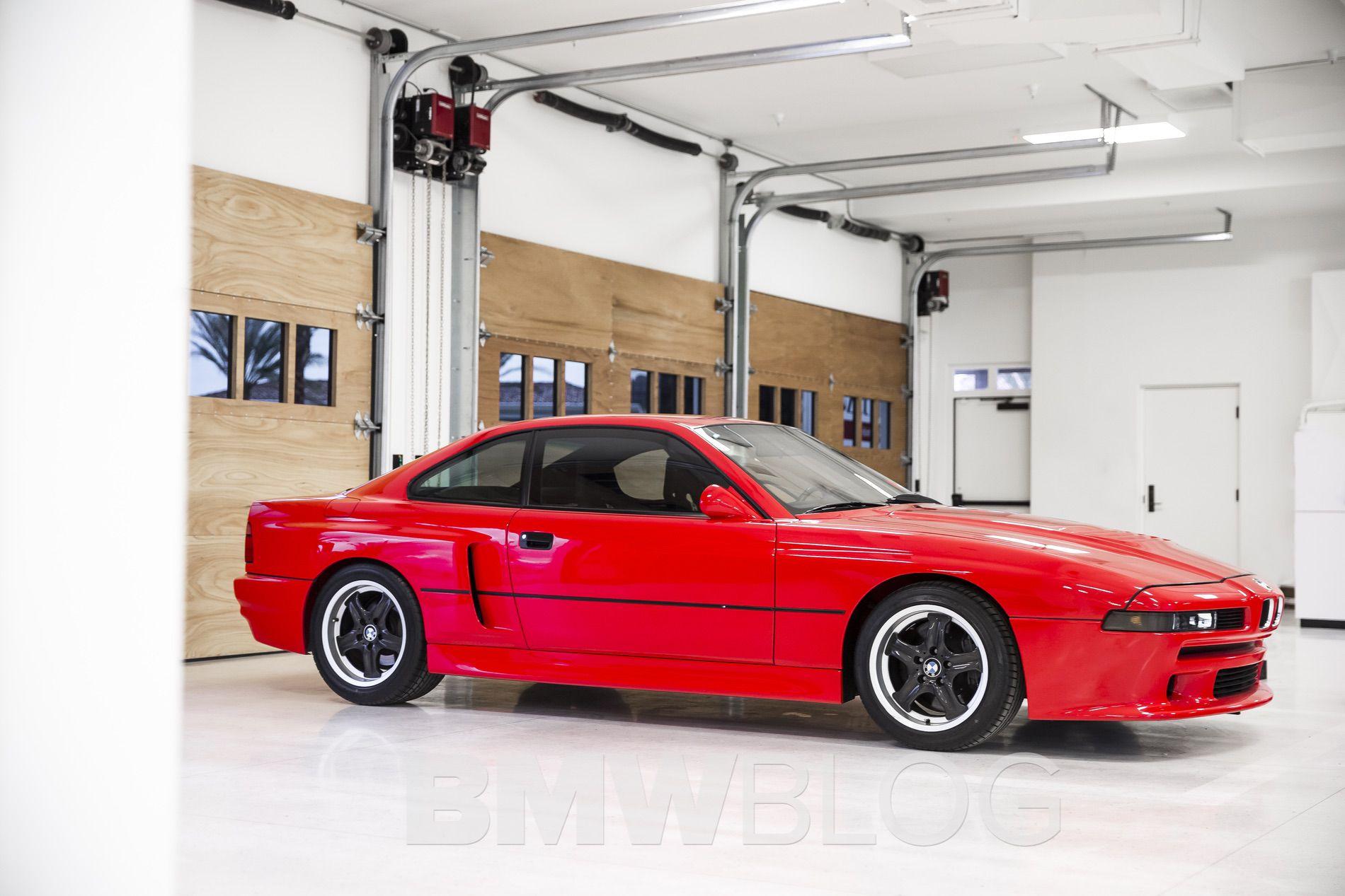 BMW M8 E31 prototype 01