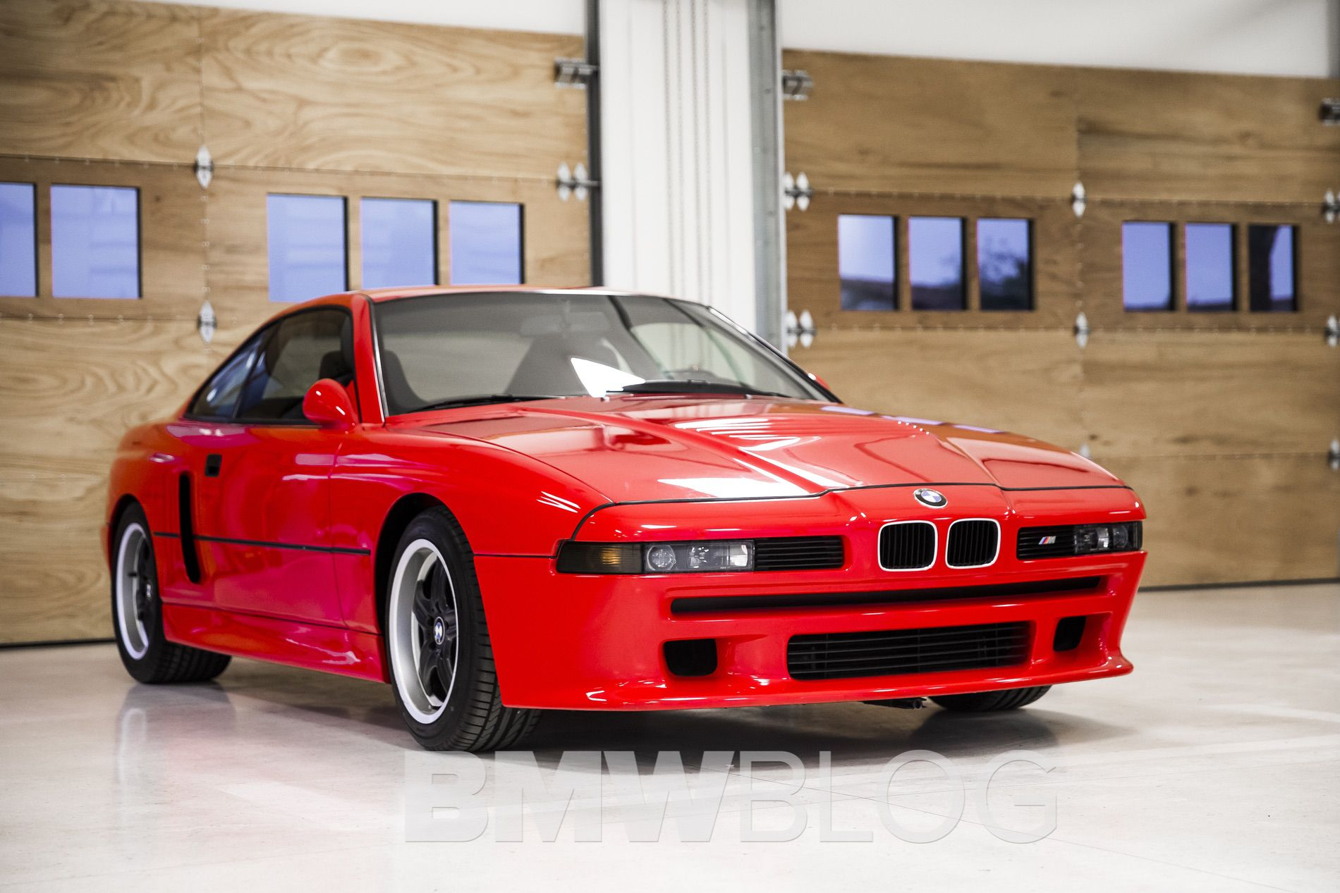 BMW M8 E31 prototype 04