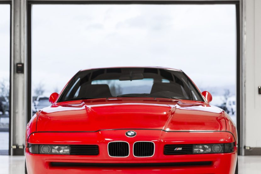 BMW M8 E31 prototype 16 830x553