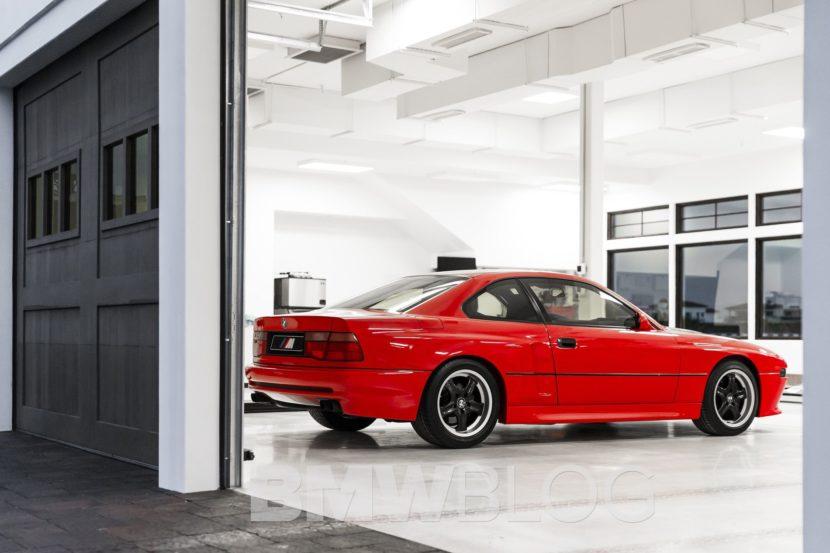 BMW M8 E31 prototype 19 830x553