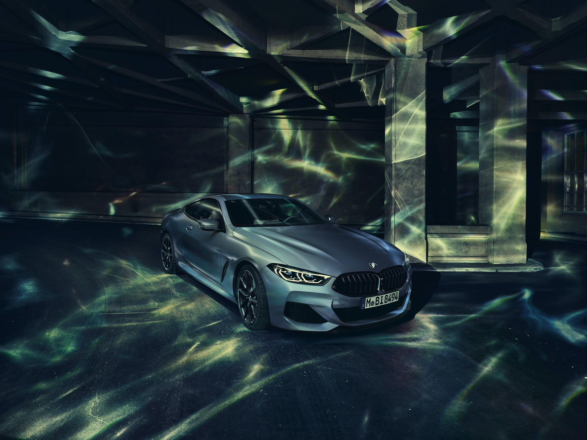 BMW M850i xDrive Coupe First Edition 05