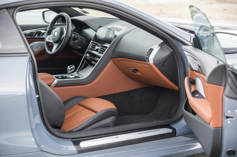 BMW M850i xDrive Thermal Club 31 of 49 830x553