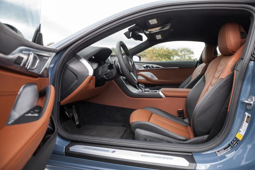 BMW M850i xDrive Thermal Club 44 of 49 830x553