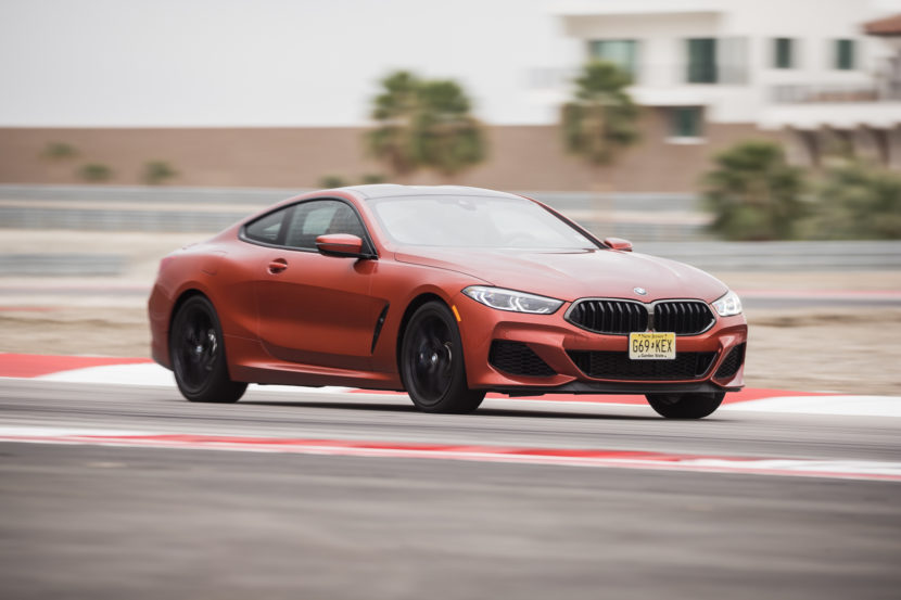 VIDEO: Can the BMW M850i take on a Porsche 911?