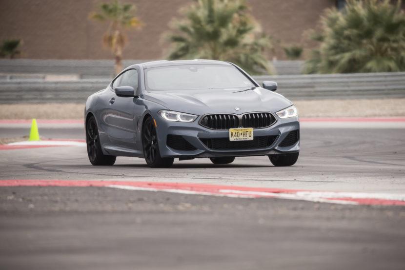 BMW M850i xDrive Thermal Club 66 of 49 830x553
