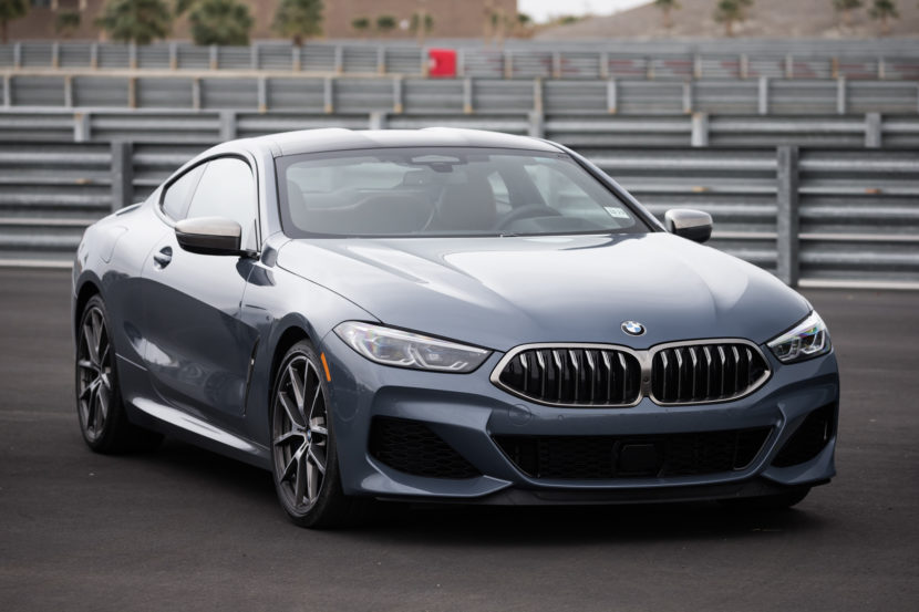 BMW M850i xDrive Thermal Club 69 of 49 830x553
