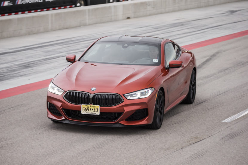 BMW M850i xDrive Thermal Club 70 of 49 830x553