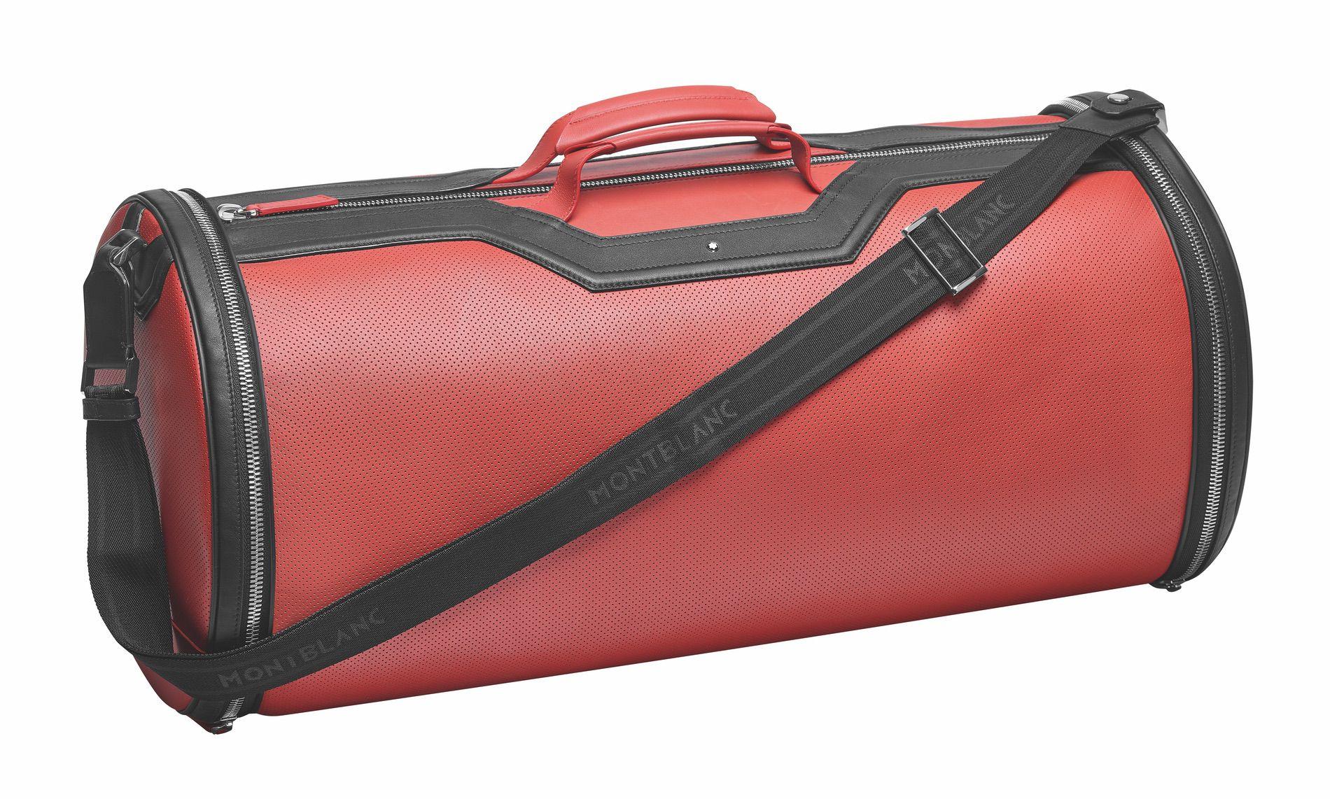 BMW Montblanc luggage 01