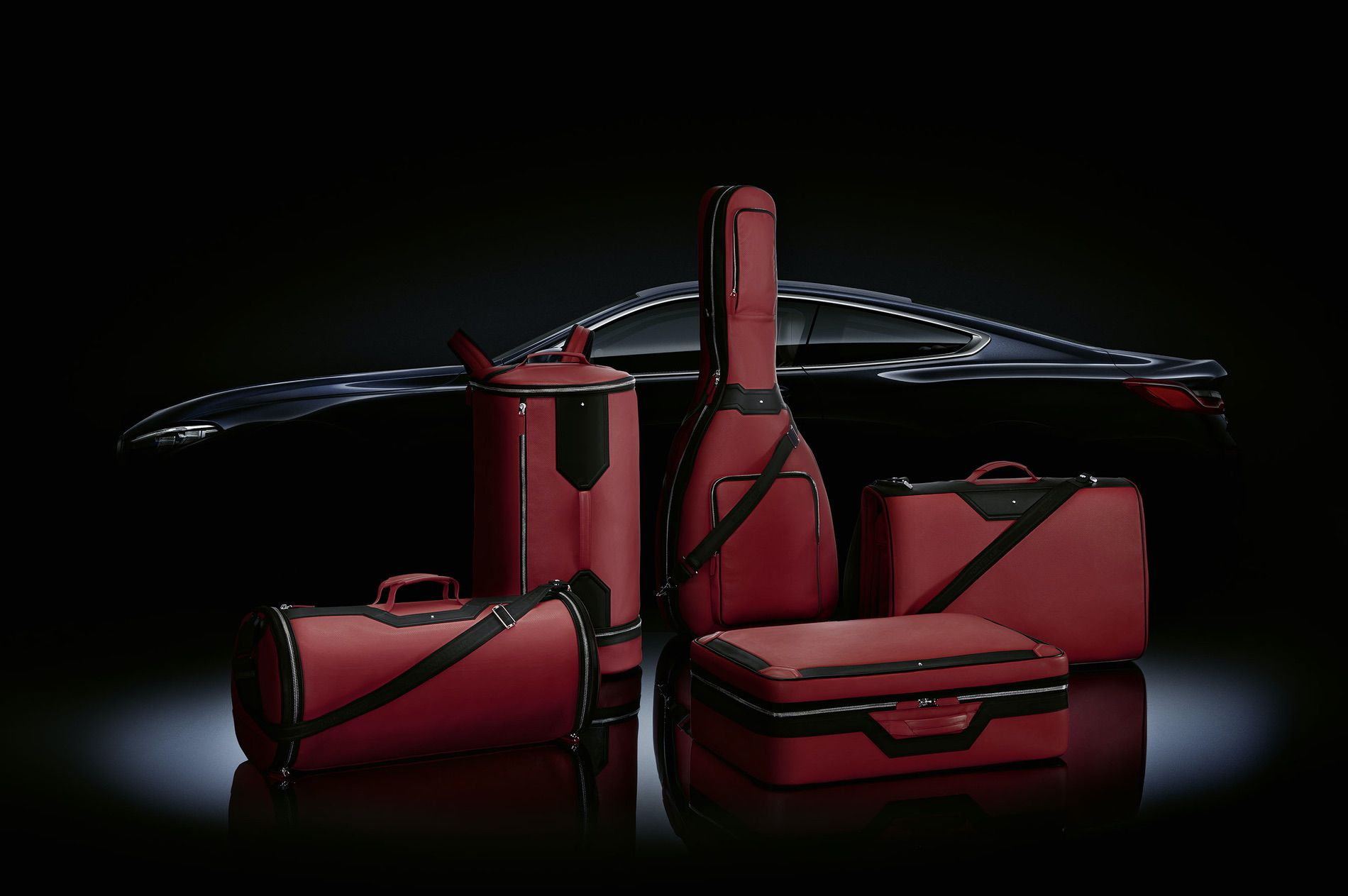 BMW Montblanc luggage 09