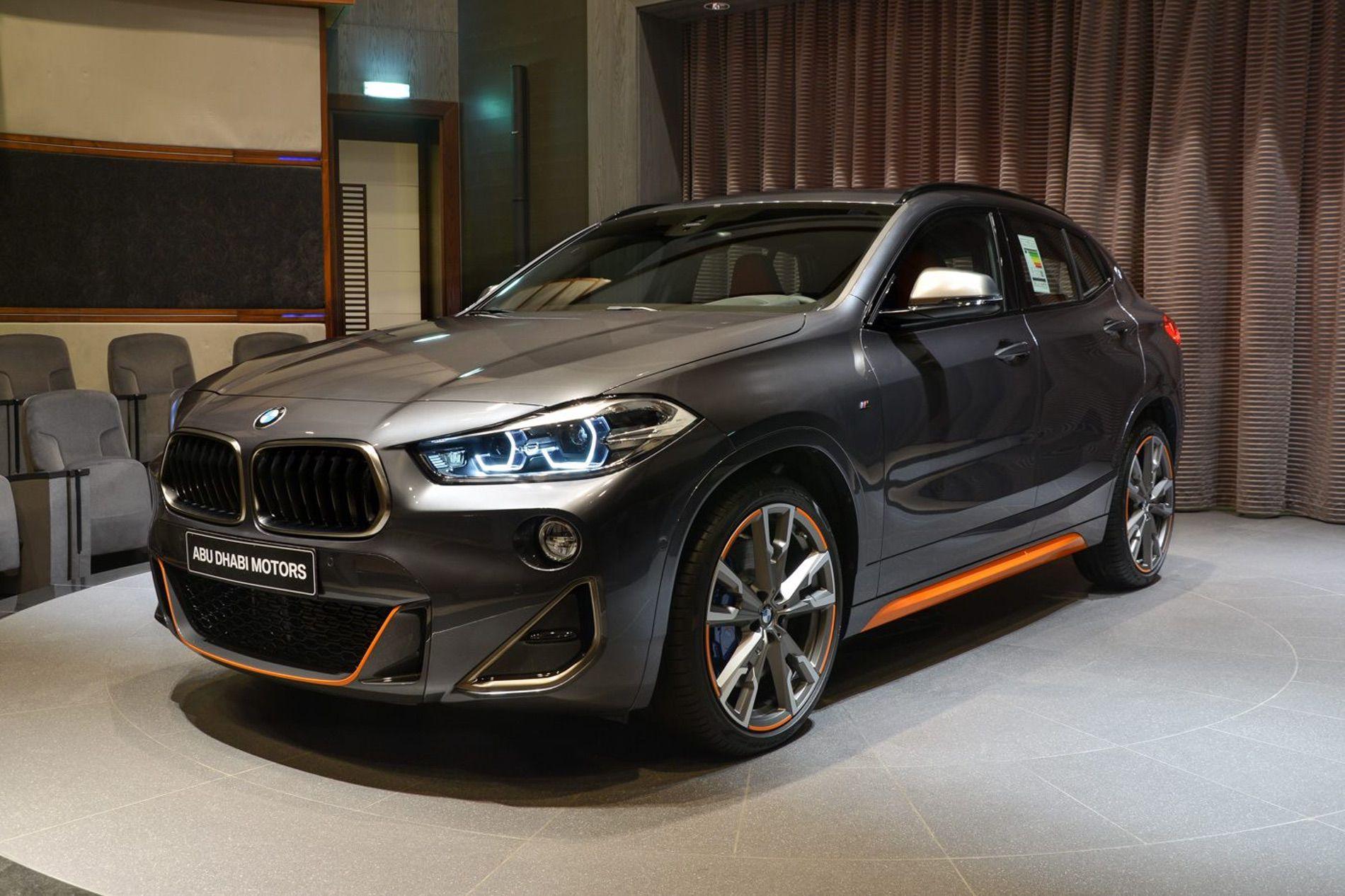 BMW X2 M35i gets some visual upgrades