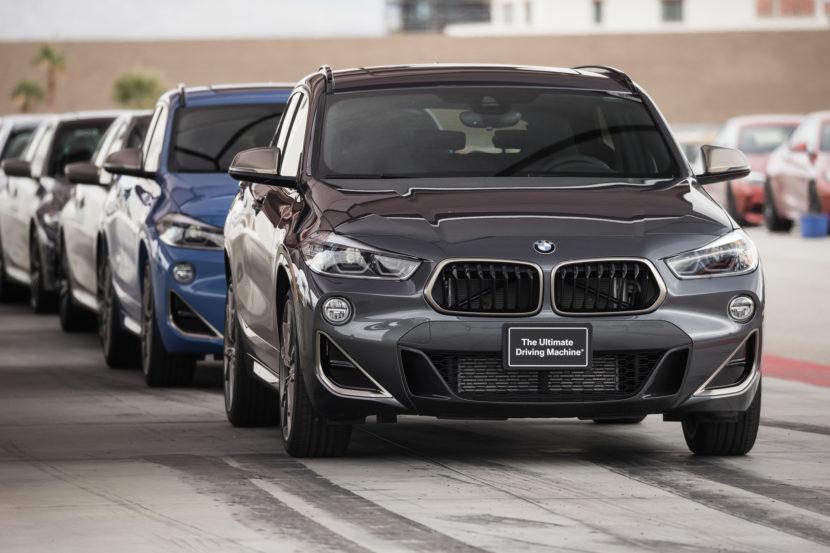 BMW X2 M35i Test Fest 28 of 21 830x553