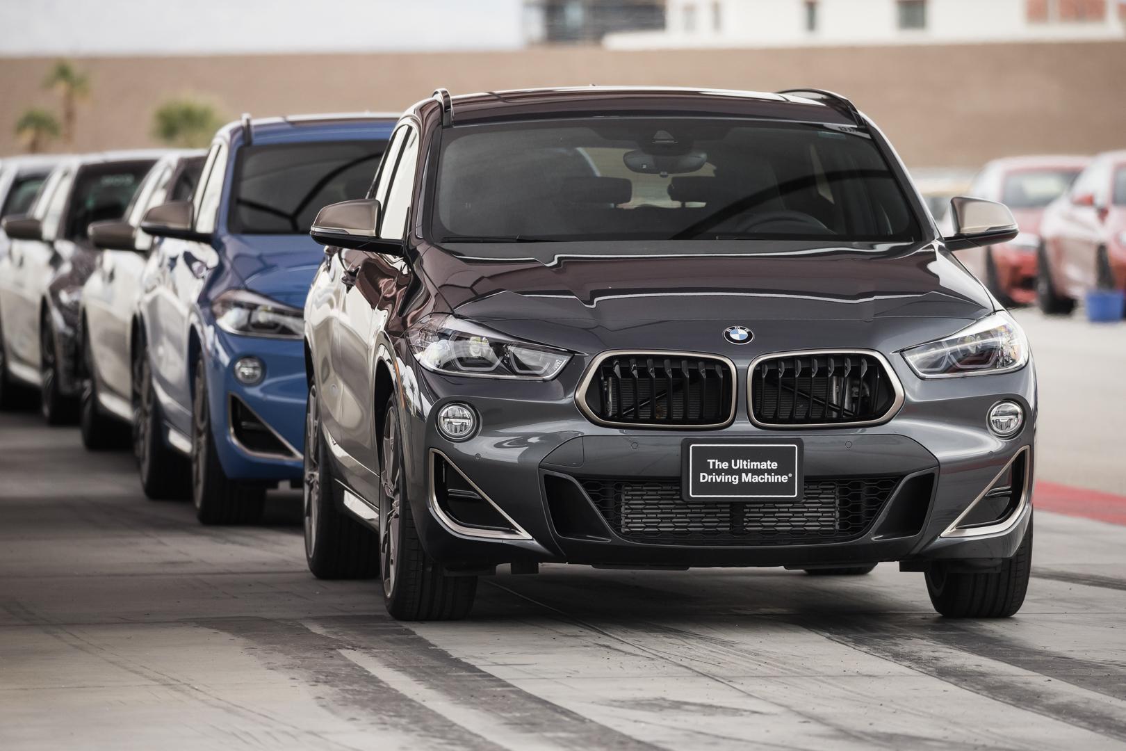 BMW X2 M35i Test Fest 28 of 21