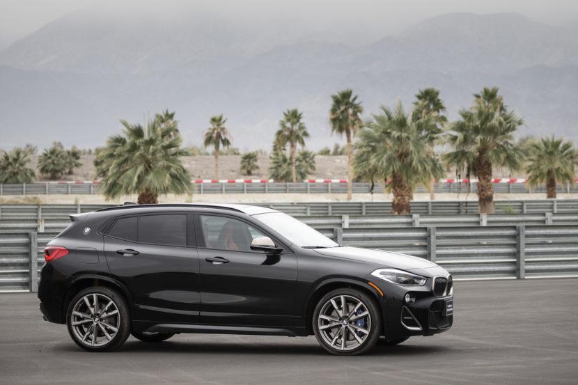 BMW X2 M35i Test Fest 39 of 21 830x553