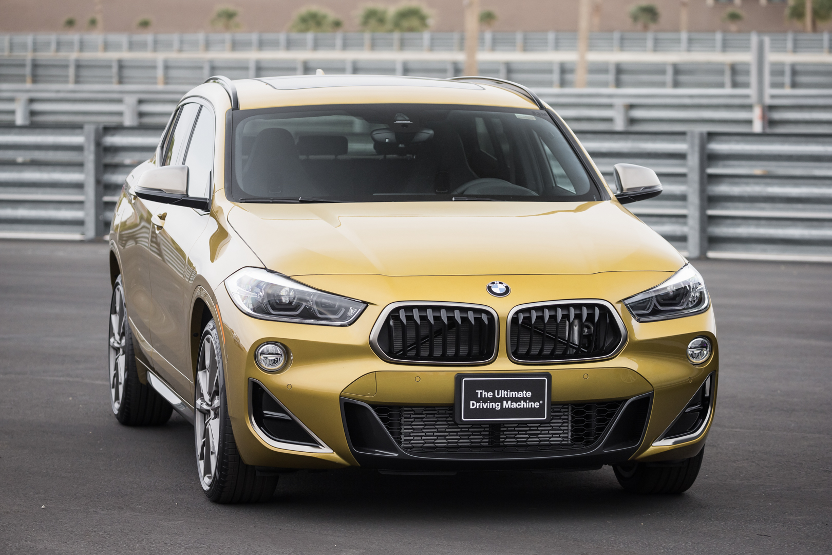 First Drive Bmw X2 M35i Can A Crossover Be A Hot Hatch