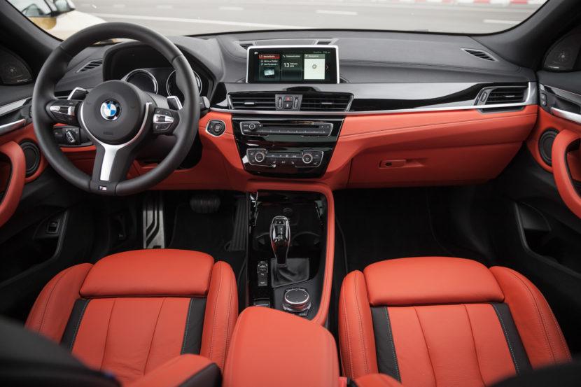 BMW X2 M35i Test Fest 45 of 21 830x553
