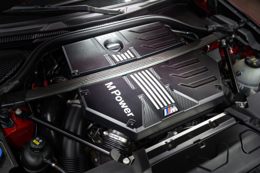 BMW X3 M BMW X4 M engine 06 830x553