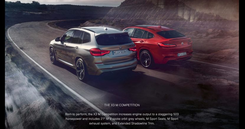 BMW X3 M Competition 830x437