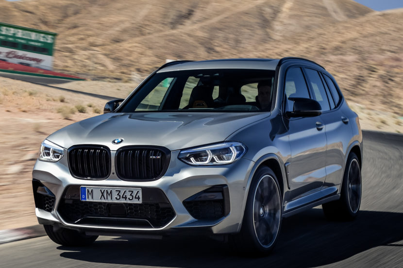 BMW X3 M Competition vs Mercedes AMG GLC63 S 14 of 14 830x553