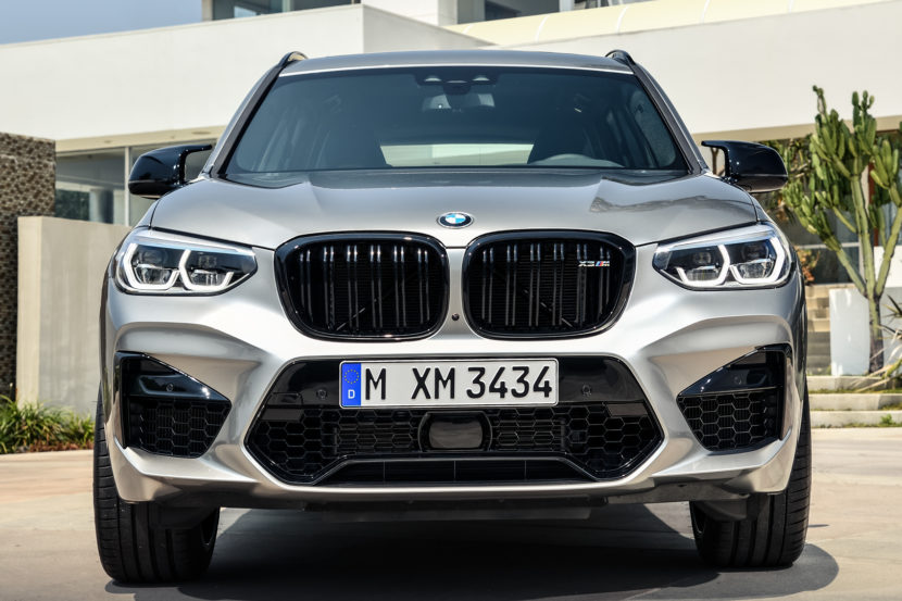 BMW X3 M Competition vs Mercedes AMG GLC63 S 9 of 14 830x553