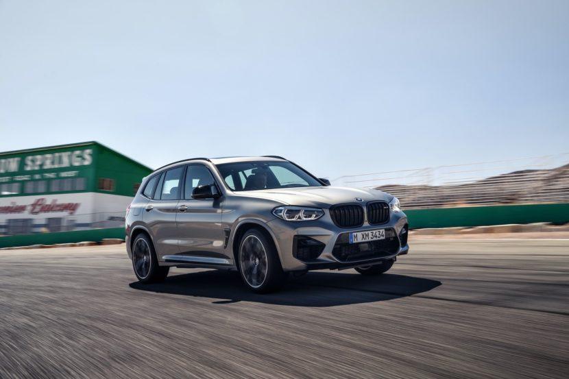 BMW X3M 2019 images 04 1 830x553