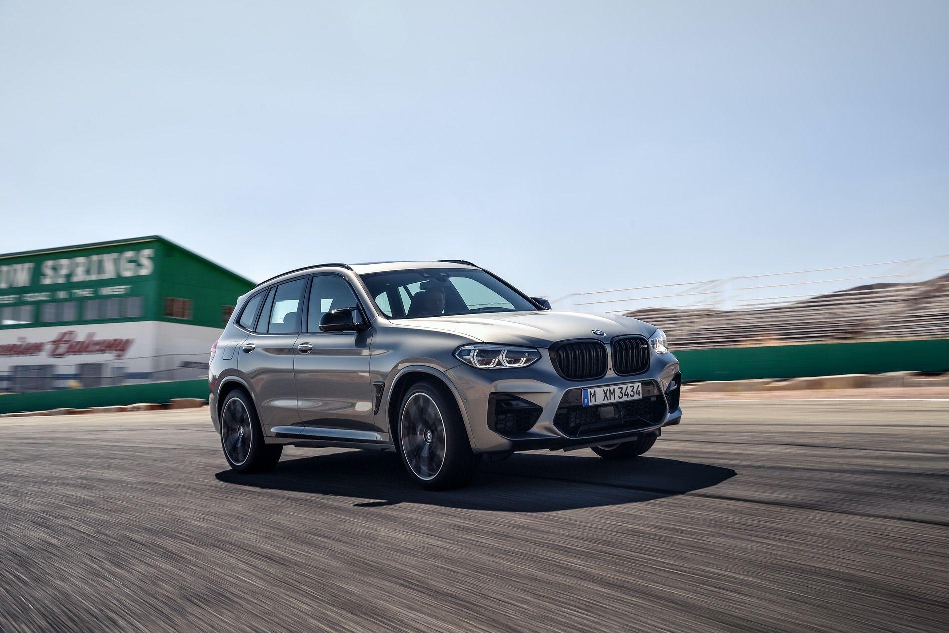 BMW X3M 2019 images 04 1