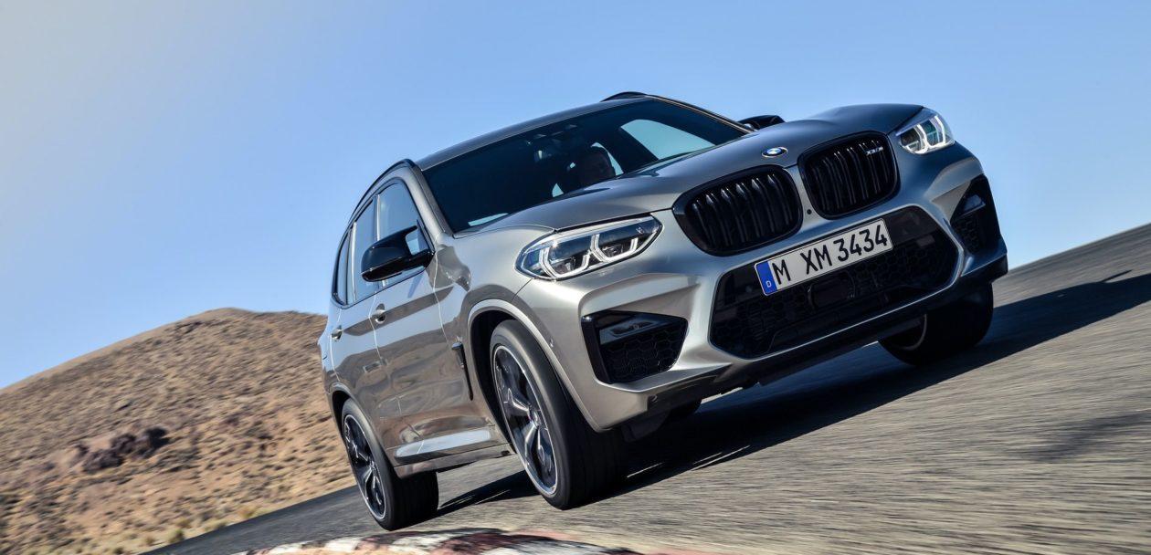 BMW X3M 2019 images 05 1260x608