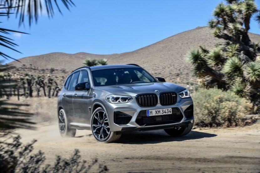BMW X3M 2019 images 07 1 830x553