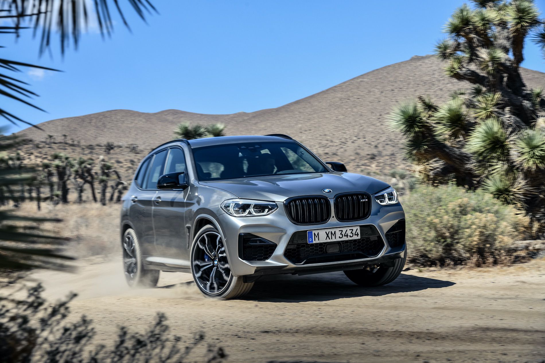 2019 BMW X3 M: V-6 Power, Design >> World Premiere Bmw X3 M And X3 M Competition M Division S Most