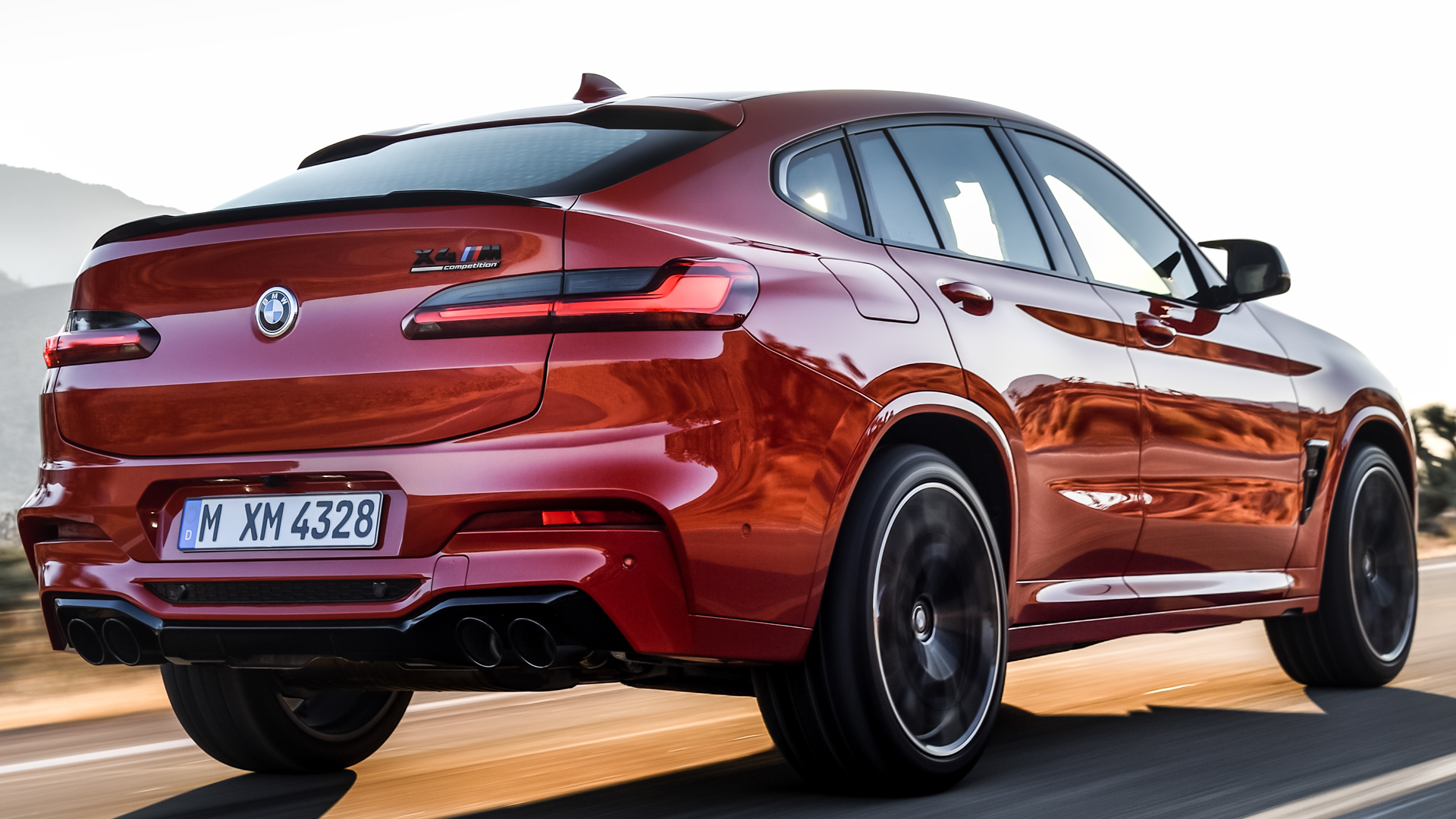 BMW X4 M Competition vs Mercedes AMG GLC63 S 11 of 11