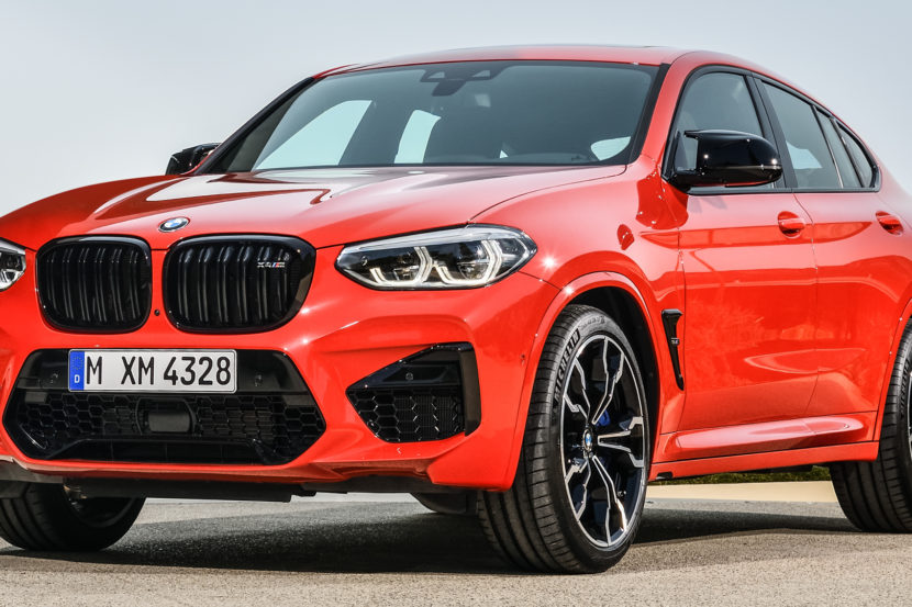 BMW X4 M Competition vs Mercedes AMG GLC63 S 6 of 11 830x553