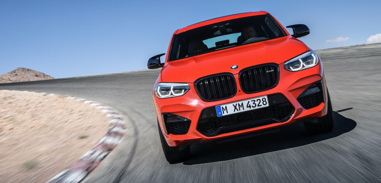 BMW X4M Competition exterior 05 1260x608