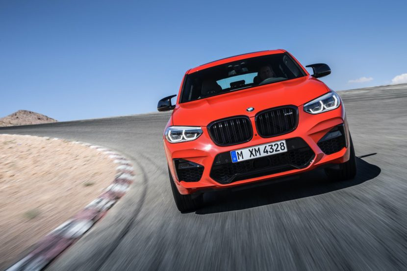 BMW X4M Competition exterior 05 830x553