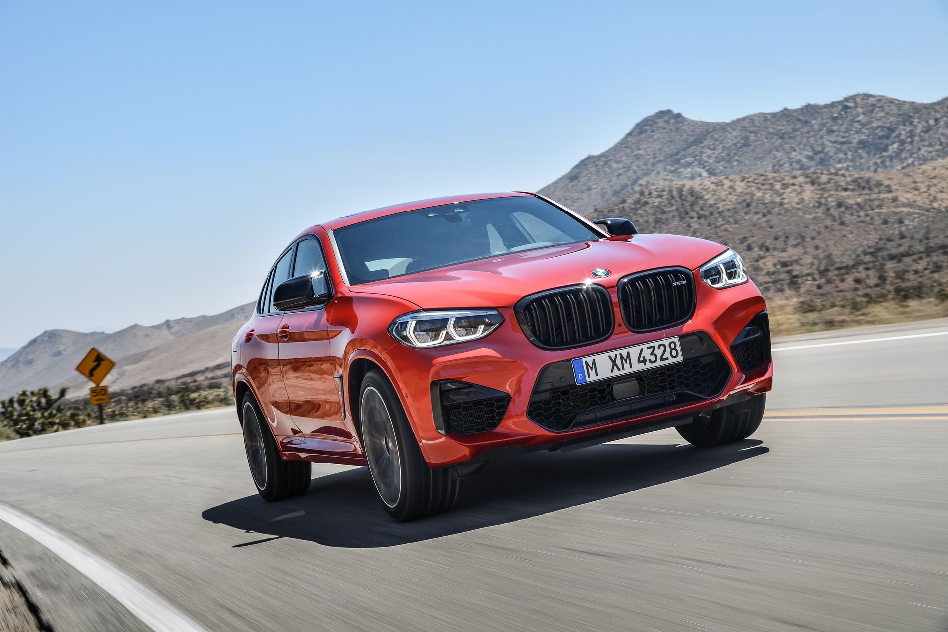 World Premiere Bmw X4 M And X4 M Competition World S