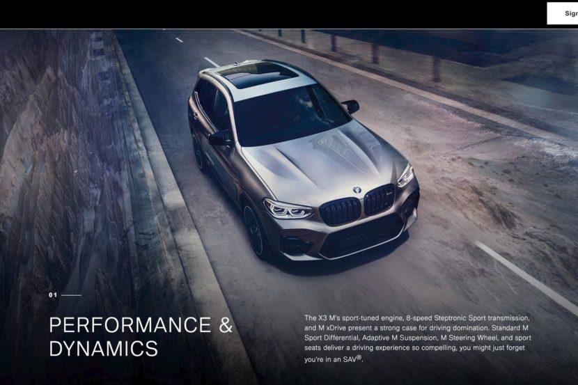 BMW X4M X3M 2019 07 830x553