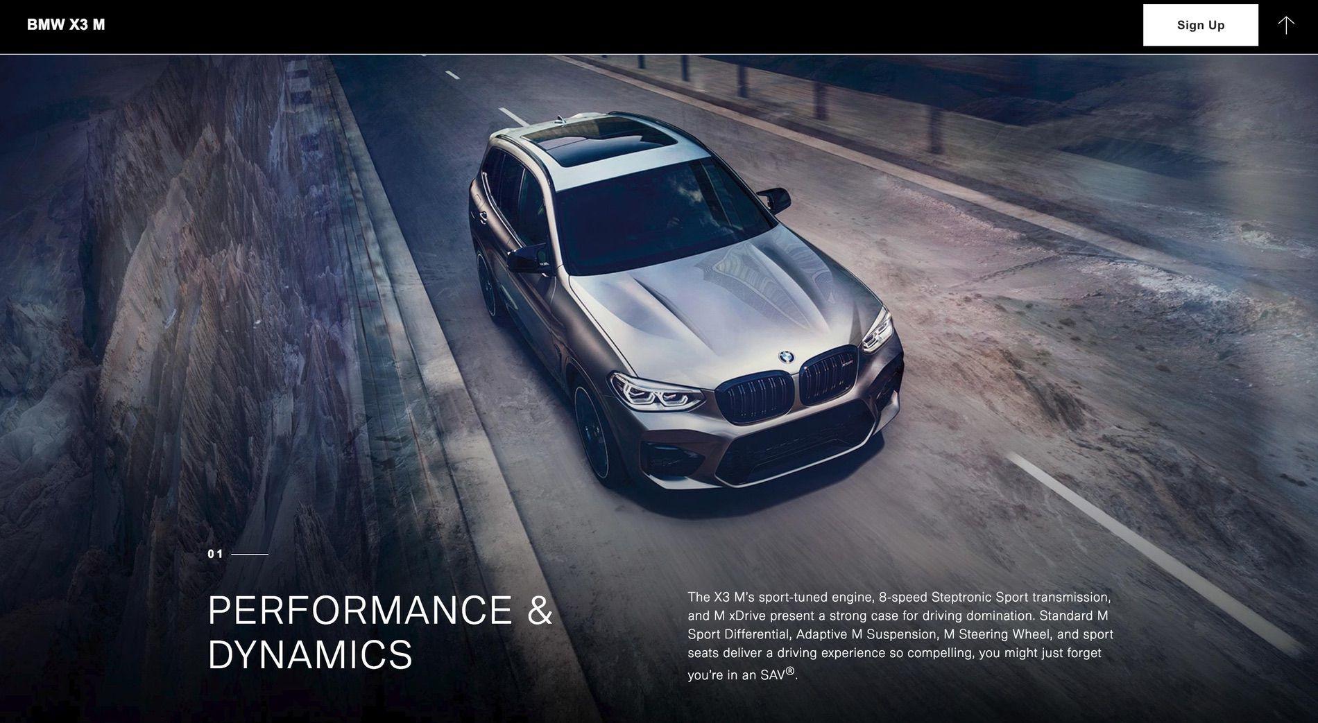 BMW X4M X3M 2019 07