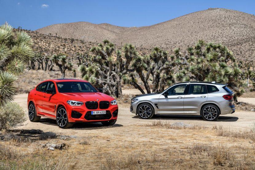 BMW X4M X3M photo 01 830x553