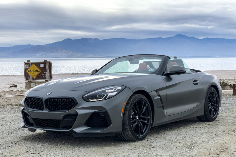 BMW Z4 sDrive30i Test Fest 1 of 25 830x553