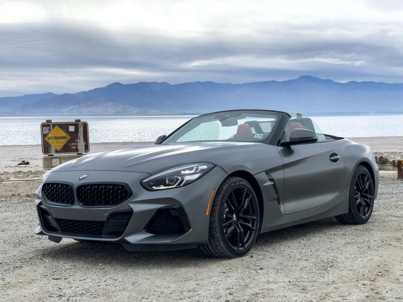 BMW Z4 sDrive30i Test Fest 1 of 25 830x623