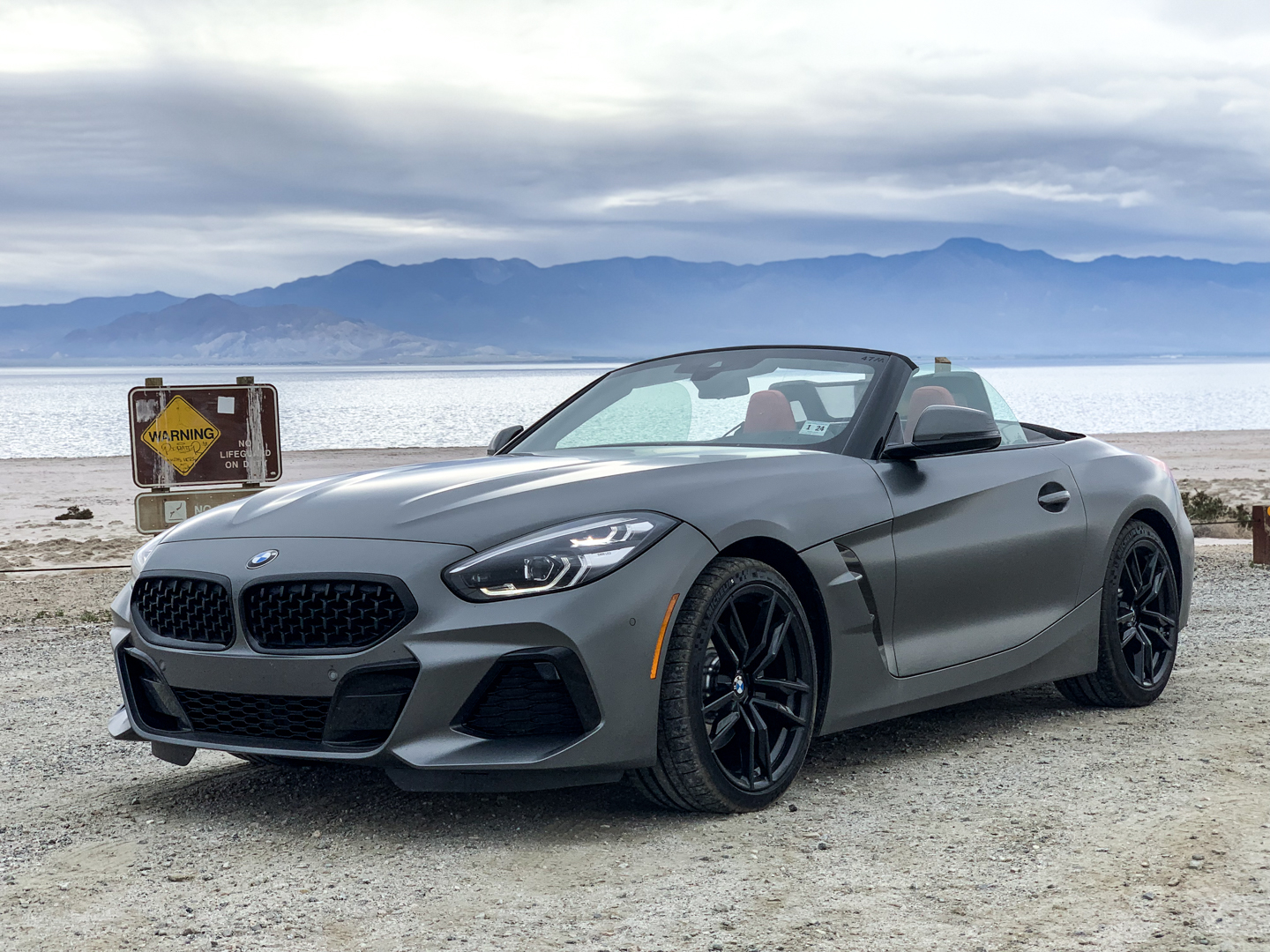 BMW Z4 sDrive30i Test Fest 1 of 25