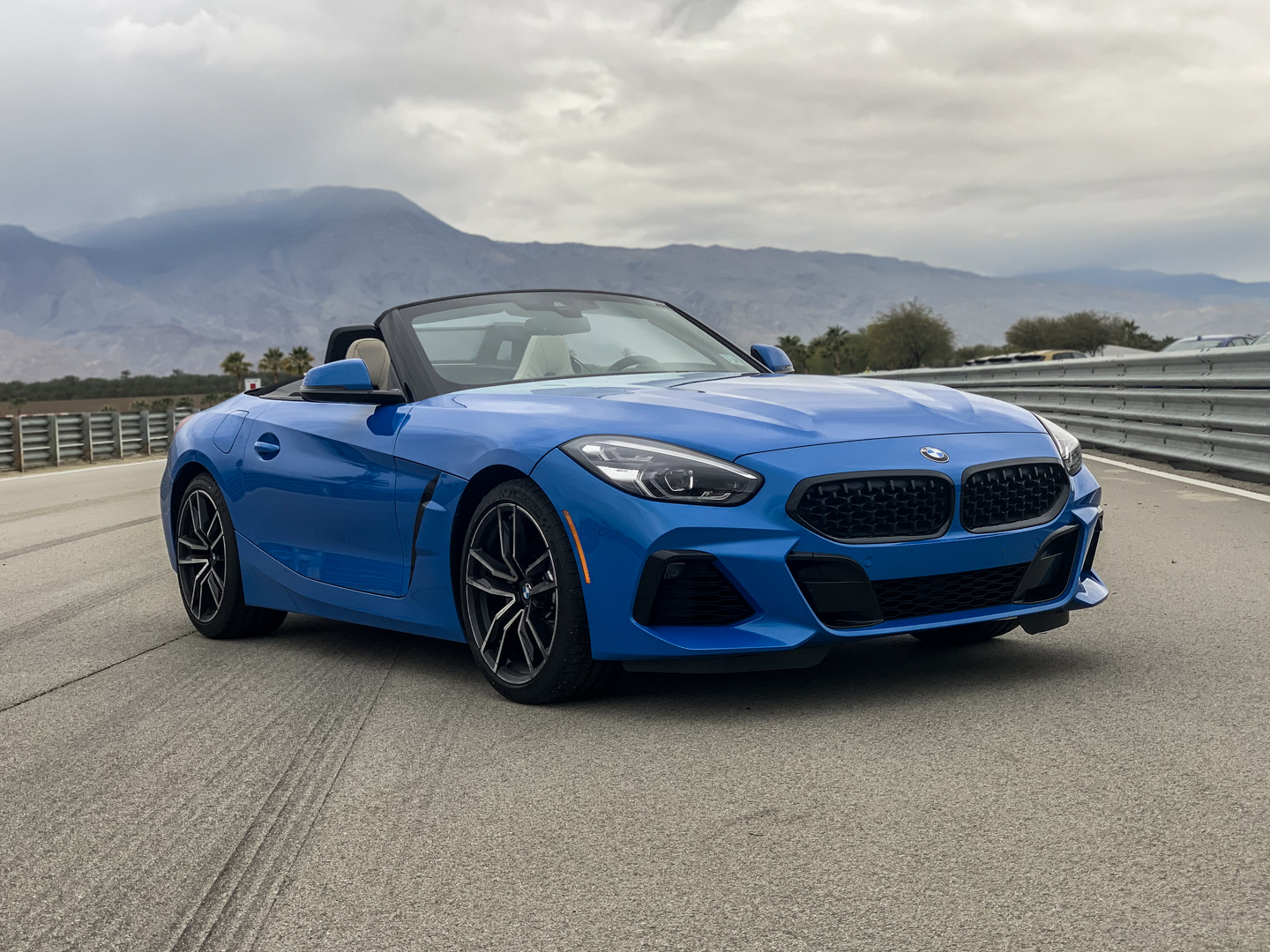 BMW Z4 sDrive30i Test Fest 15 of 25