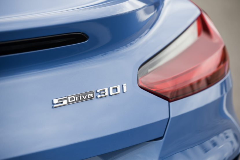BMW Z4 sDrive30i Test Fest 26 of 11 830x553
