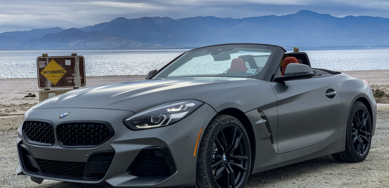 BMW Z4 sDrive30i Test Fest 3 of 25 1260x608