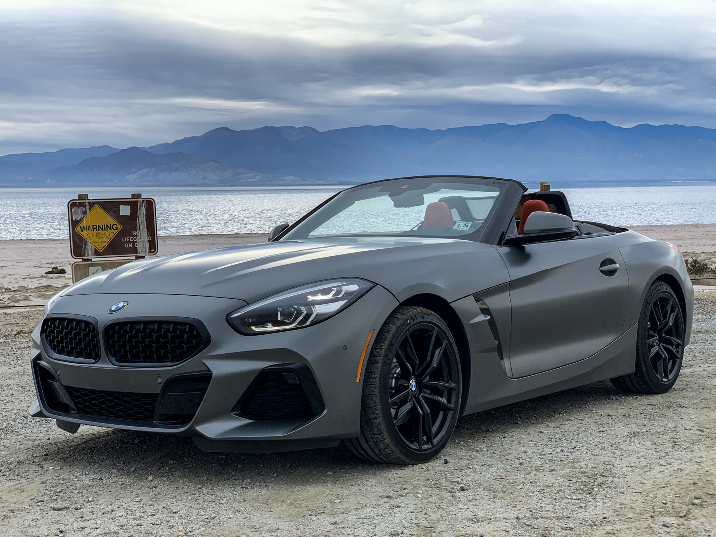 BMW Z4 sDrive30i Test Fest 3 of 25