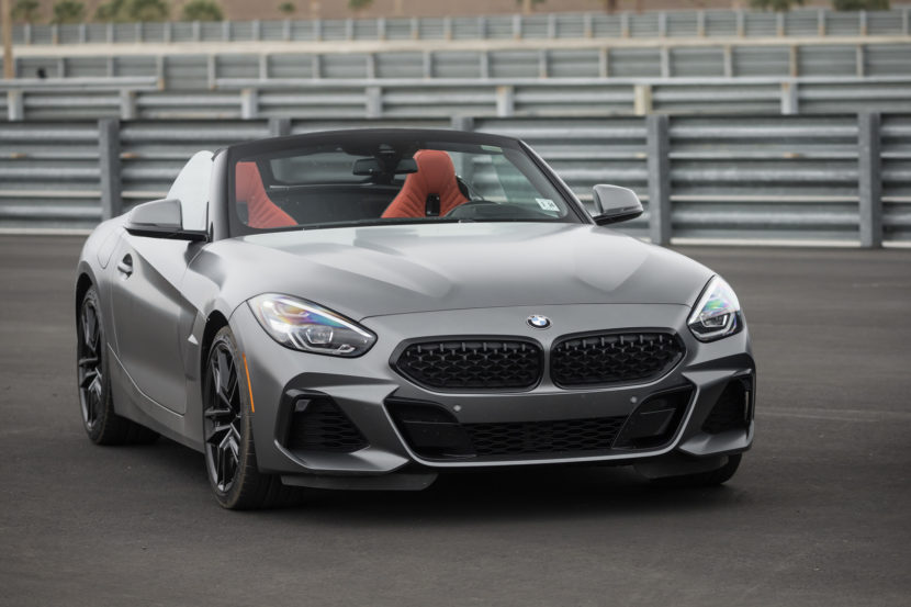 BMW Z4 sDrive30i Test Fest 33 of 11 830x553