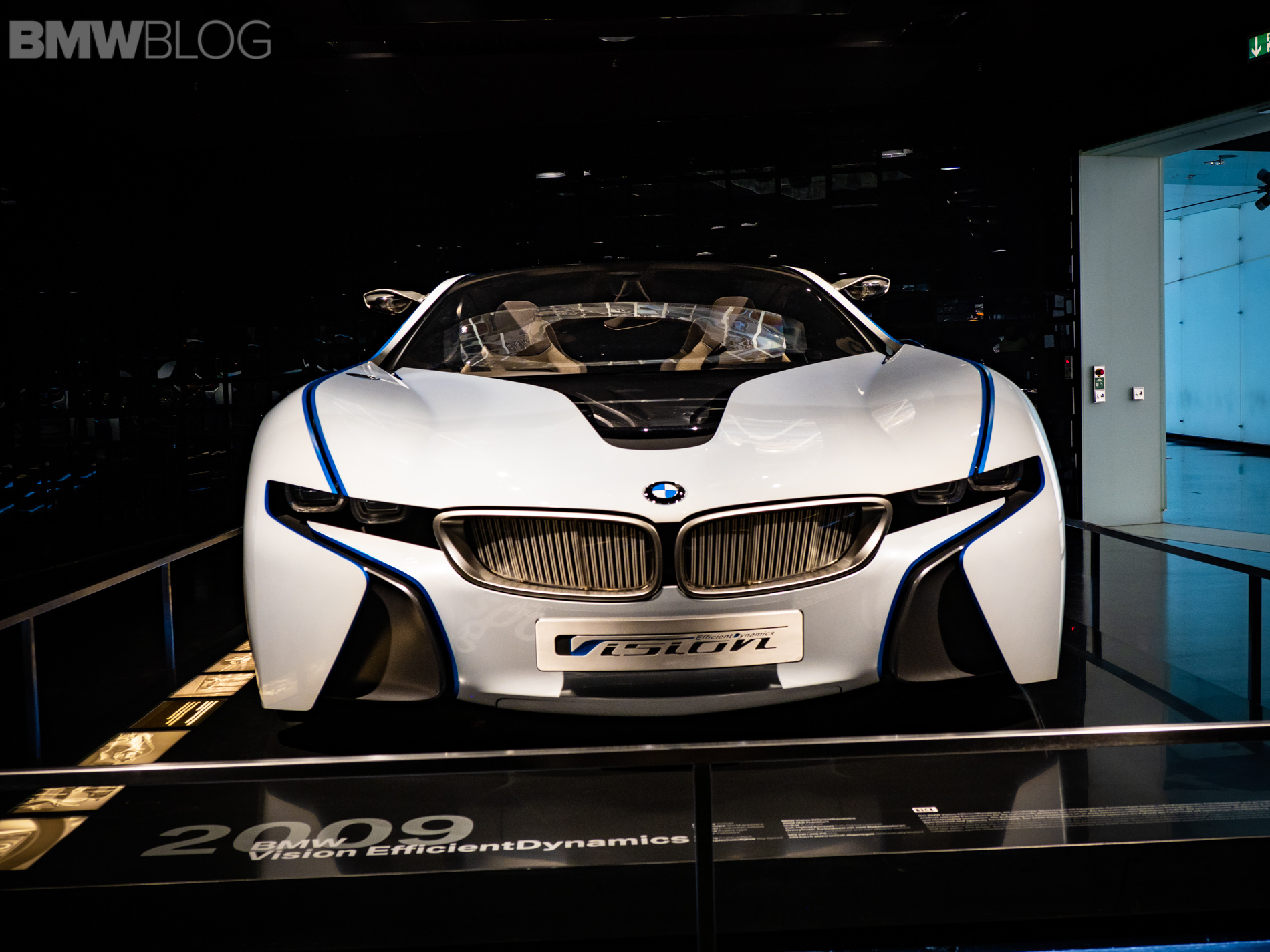 BMW i Vision Efficient Dynamics 2
