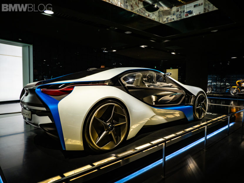 BMW i Vision Efficient Dynamics 4 830x623